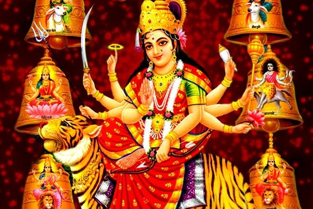 Navaratri Nine Avatars – 9 Forms of Maa Durga