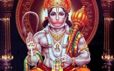 Sri Hanuman Pooja